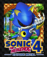 Sonic 4 Episode Metal
