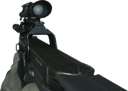 P90 Thermal Scope MW3