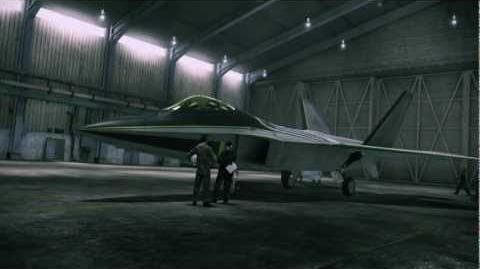 ACE COMBAT ASSAULT HORIZON F-22A RAPTOR -WARWOLF-
