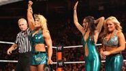 Beth phoenix divas royal rumble 2012