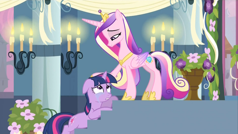 My Little Succubus Love Is Magic A Canterlot Wedding Review