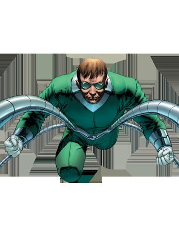 Marvel XP: Dossiers/Doctor Octopus - Marvel: Avengers ...