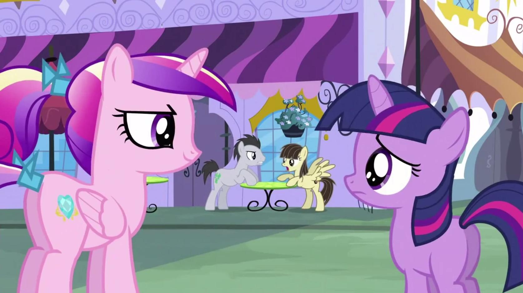 My Little Pony Friendship Is Magic Ensemble Darkhorse