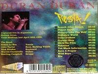Fiesta! duran duran argentina wikipedia
