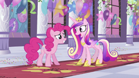 Cadance 'Perfect!' S2E25