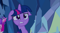 Twilight scared face S2E26