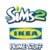 The Sims 2 IKEA Home Stuff Logo