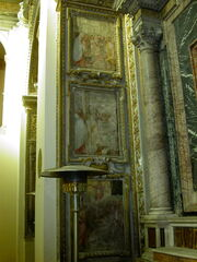 2011 Ambrogio, second left altar left