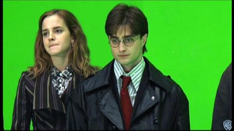 Harry Potter and the Deathly Hallows Part 1 (2010) - Featurette Final Shot