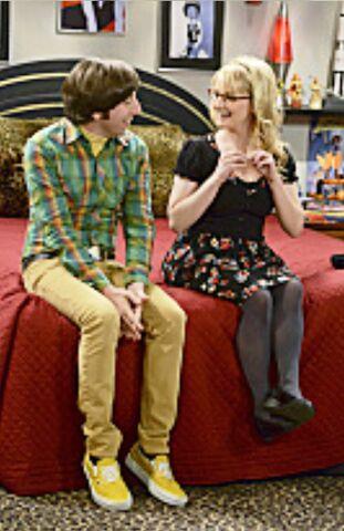 Big Bang Theory Bernadette and Howard
