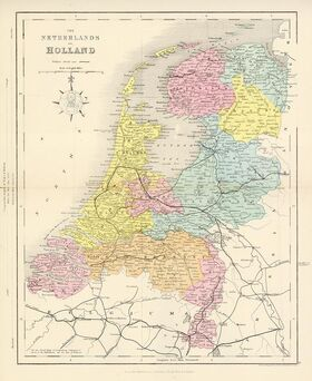Nehterlands 1868