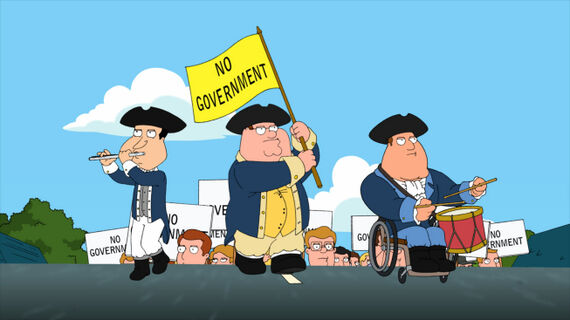 Family Guy Season 10 Episode 21 Tea Peter