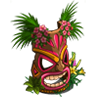 Tiki Mask-icon