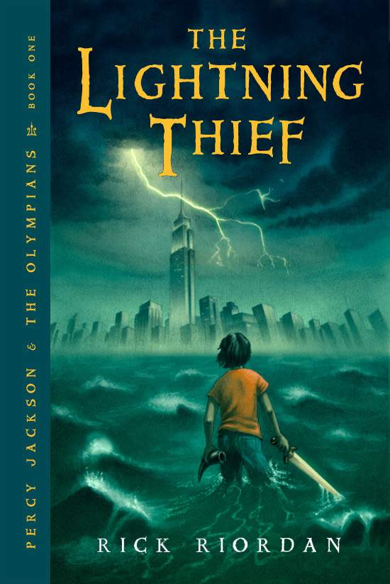 Percy jackson and the olympians sea of monsters movie books series