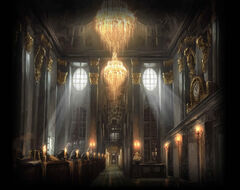 Gringotts intrieur