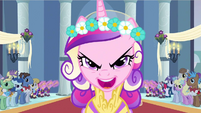Nopony notice evil song & smile S2E26