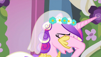Princess Cadance fake drama S2E26