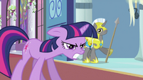 Twilight is angry S2E25