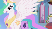 Celestia angry S2E25