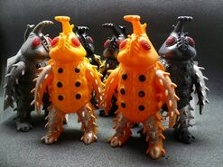Satan Beetle toys