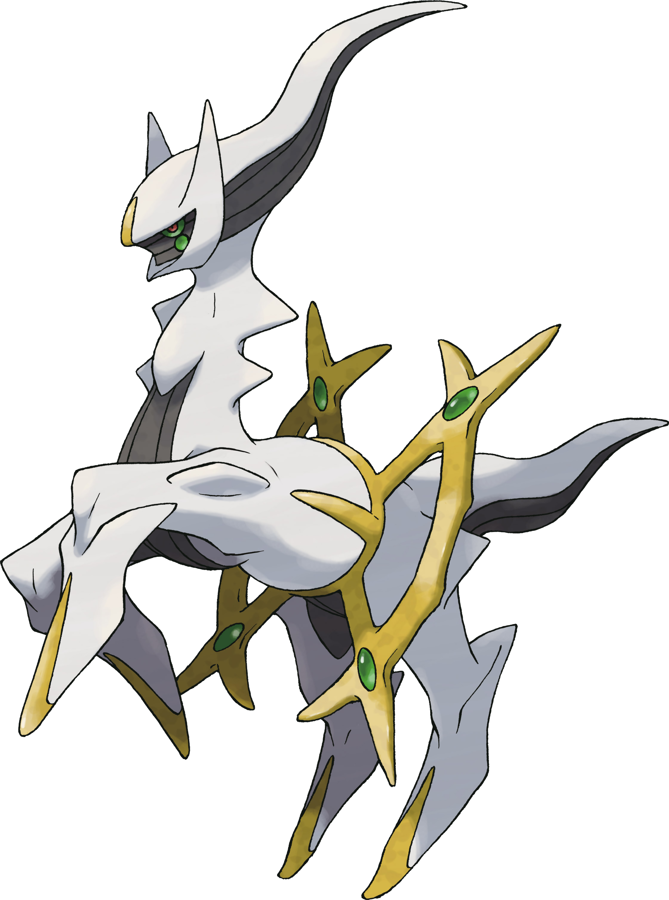Arceus - Villains Wiki - villains, bad guys, comic books, anime