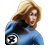 Invisible Woman Icon 1