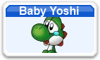 Baby Yoshi MSMWU