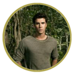 Tribute Button Gale