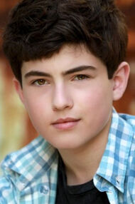 Ian Nelson color portrait