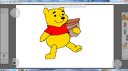 Winnie the Pooh By Metal