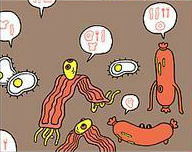 Breakfast Organism 1