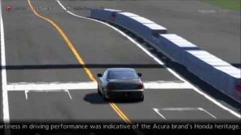 2003 Acura Type on Acura Cl 3 2 Type S  01   Gran Turismo Wiki Gran Turismo Tracks  Cars