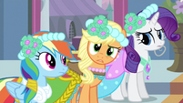 Applejack don&#39;t understand S2E26