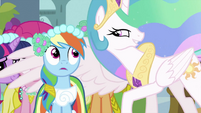 Celestia &#39;that&#39;s your cue&#39; S2E26