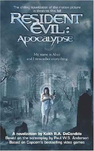 Resident Evil Apocalypse (Novel)