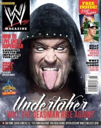 WWE Magazine May 2012