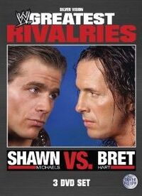Shawn Vs Bret WWEs Greatest Rivalries DVD