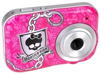 2.1MP Pink Digital Camera