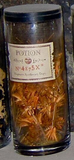 Potion No. 4875X(asterisk)