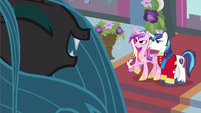 Princess Cadance fearless S2E26