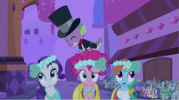 Rarity &amp; Rainbow Dash whatever S2E26