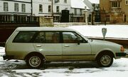 Mazda 323 Wagon by Camr