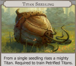 Titan Seedling