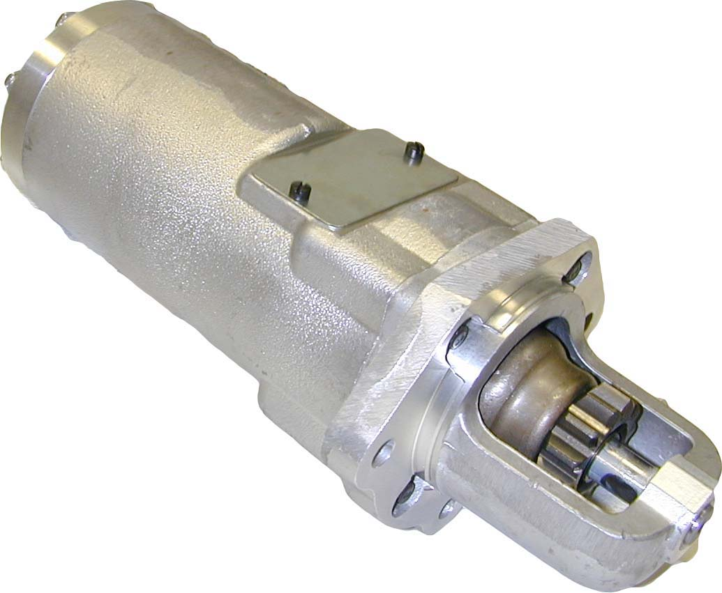 Starter Motor Tractor Construction Plant Wiki The