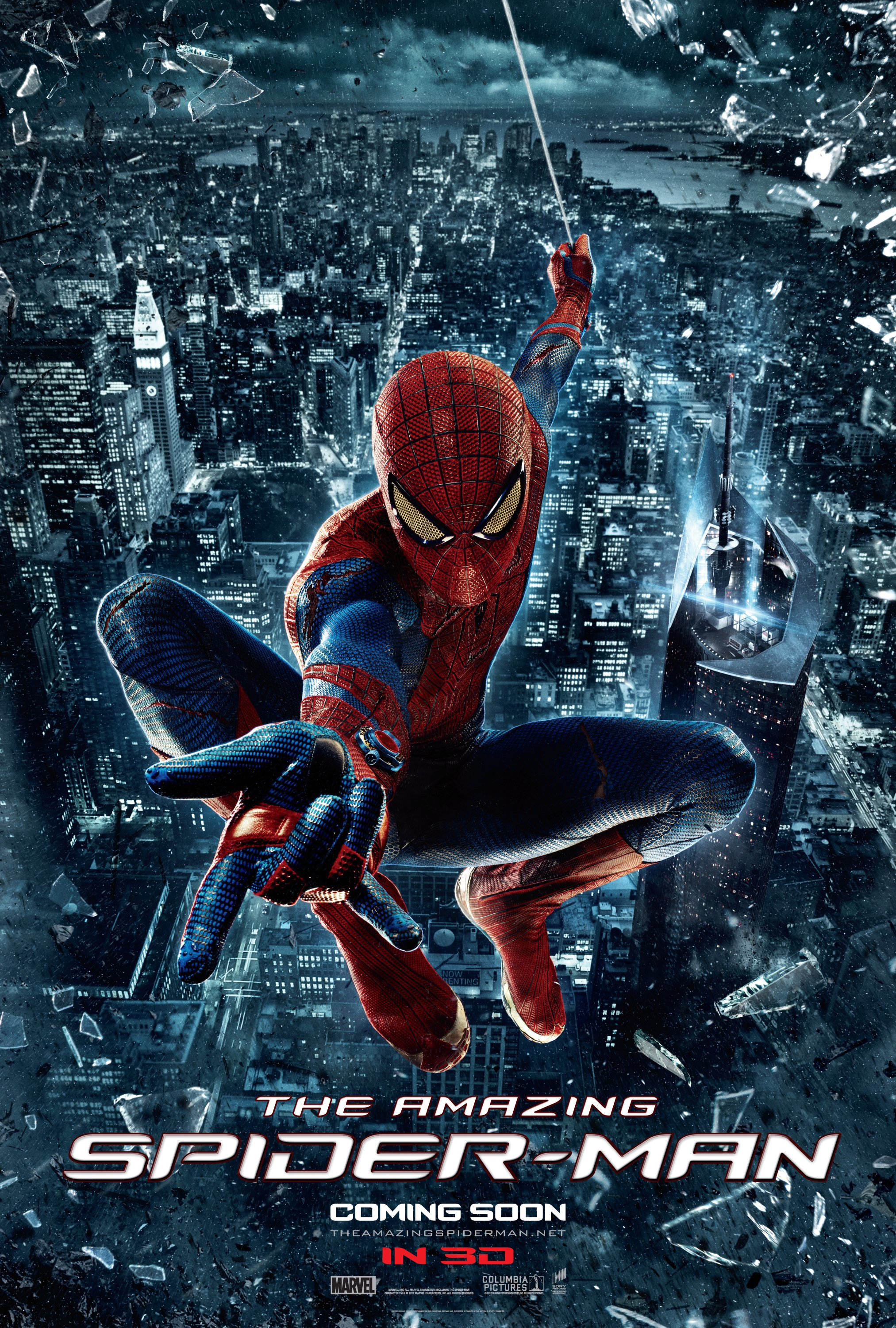 Spider-man (2012) - marvel movies wiki - wolverine, iron man 2, thor