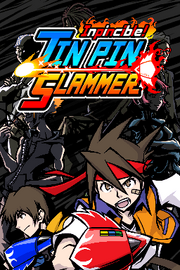 Tin Pin Slammer Poster