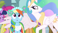 Rainbow Dash oh yeah S2E26