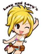 Foreign Finds - Chibi Lucy