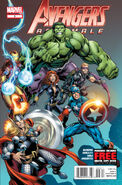 Avengers Assemble Vol 2 3