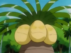 Melvin Exeggutor Hypnosis